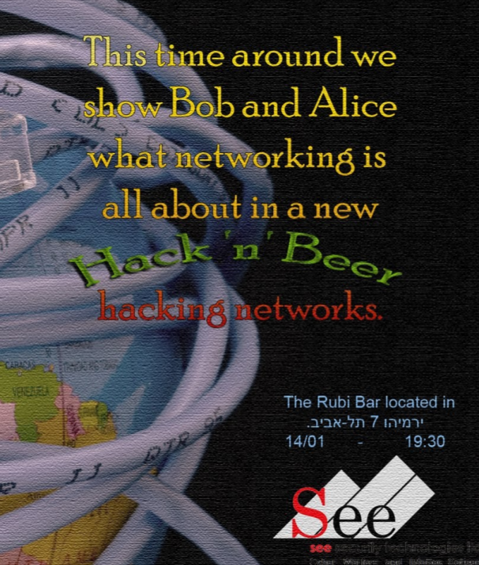 Hack n' Beer – Networking