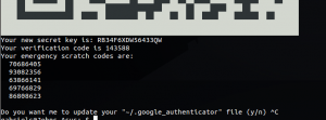 google-authenticator-output